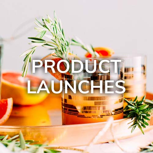 Product launches